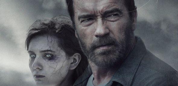 New Poster for Zombie Film 'Maggie', Starring Arnold Schwarzenegger