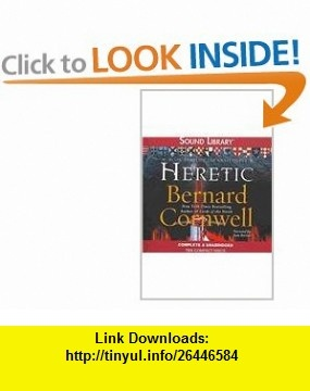 Heretic (Grail Quest) (9780792773535) Bernard Cornwell, Sean Barrett , ISBN-10: 0792773535  , ISBN-13: 978-0792773535 ,  , tutorials , pdf , ebook , torrent , downloads , rapidshare , filesonic , hotfile , megaupload , fileserve