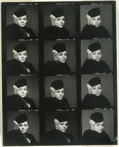 Maggie Tabberer Photography by Helmut Newton Australia 1960's