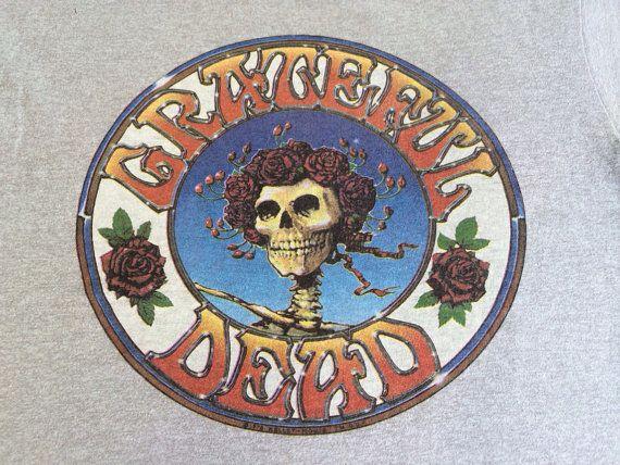 GRATEFUL DEAD 1978 Vintage Tshirt/ RARE Official by sweetVTGtshirt, $375.00
