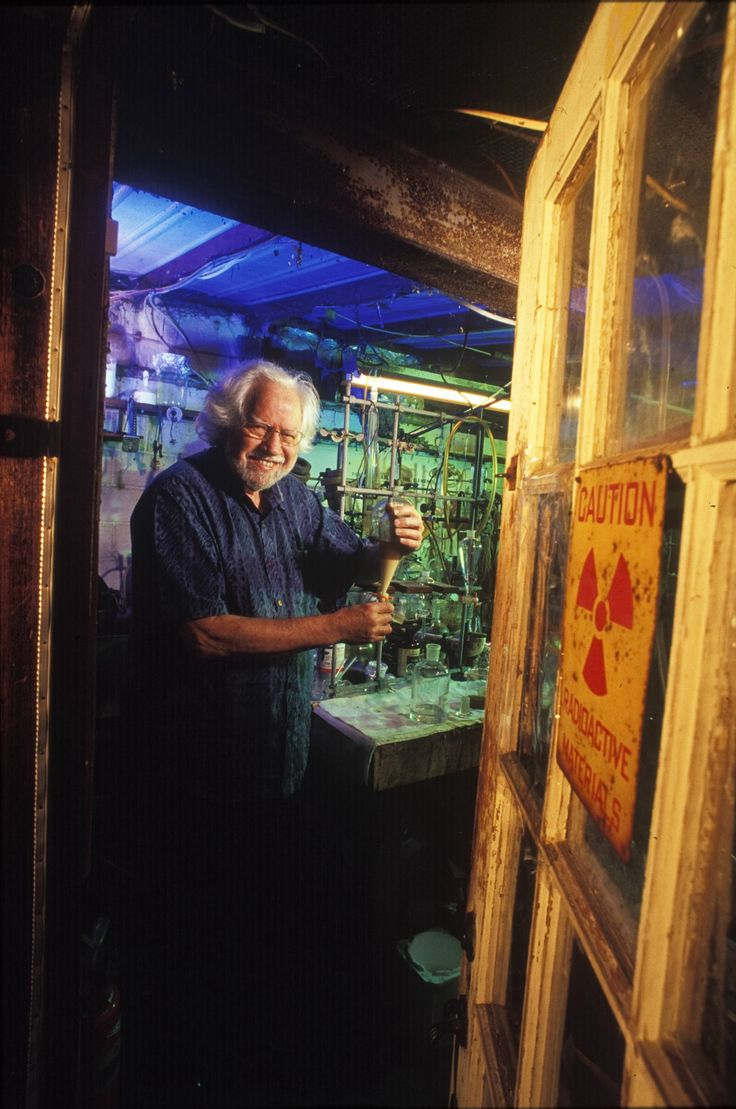 """Timeline profiles chemist Alexander """"Sasha"""" Shulgin, Ph.D., exploring his life's work studying the risks, benefits, and therapeutic effects of psychedelics."""