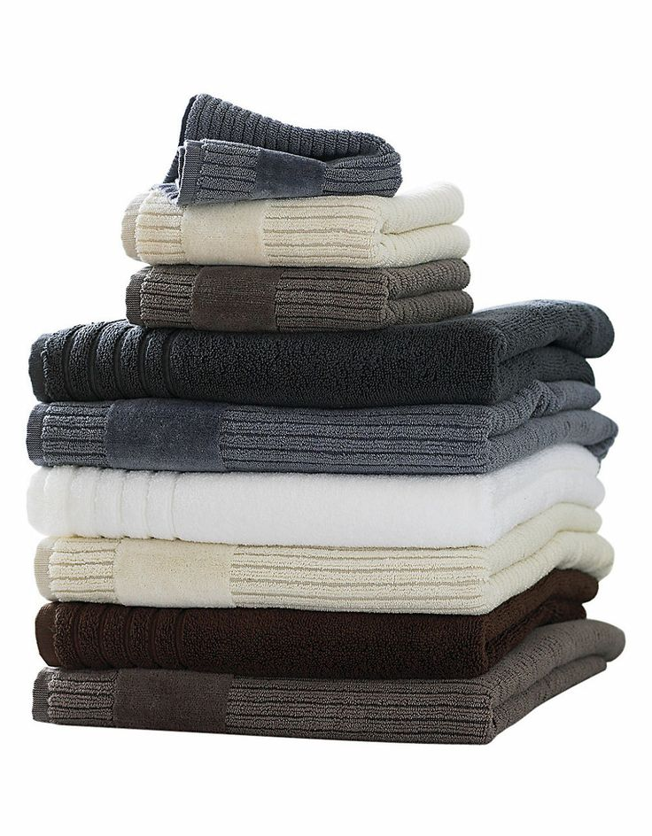 Towels | Towels | Microcotton Collection Hand Towels | Hudson's Bay