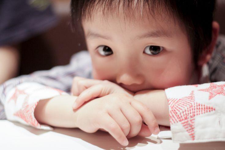 ポートレート写真には明るいレンズがおすすめっ! #kids #portrait