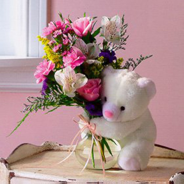 Good Flowers To Give A Girl
