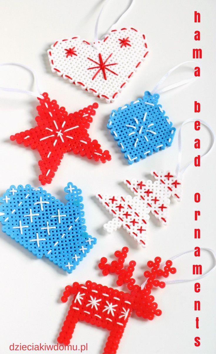 hama-bead-ornaments