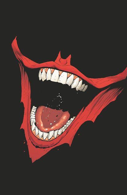 Batman & Joker Poster. Very clever concept.