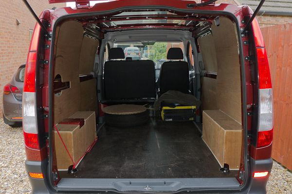 "The ""Snap Wagon"" a DIY camper van conversion"