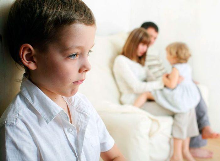 Лекция о детской ревности при рождении второго ребенка