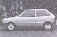 OG | 1984 Fiat Uno | The initial Lancia prototype