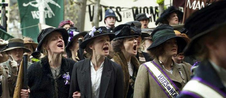 Teaser Suffragette: Meryl Streep et Carey Mulligan luttent pour le droit de vote