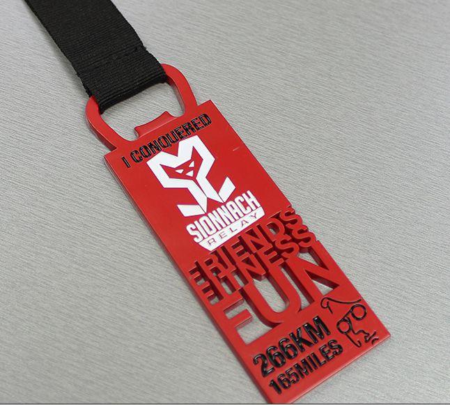 endurance running event medal with bottle opener medals pinterest bottle bottle opener. Black Bedroom Furniture Sets. Home Design Ideas