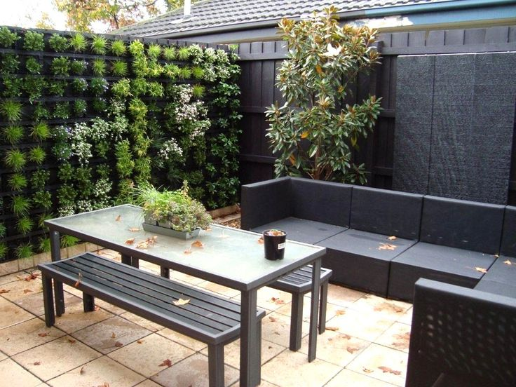 353 best URBAN GARDENS images on Pinterest Landscaping Small