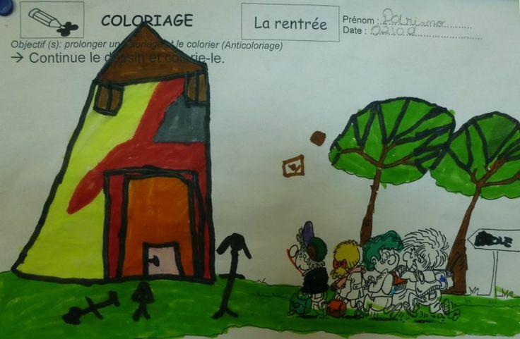La Classe de CLIS de Gaillac!! - Lecture - Borel Maisonny