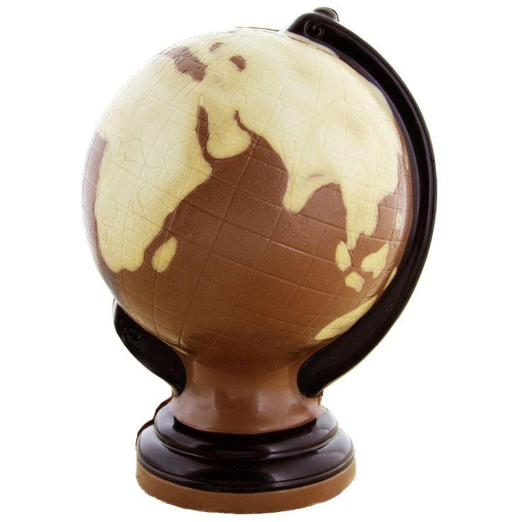 Schokoladen Globus von Hussel