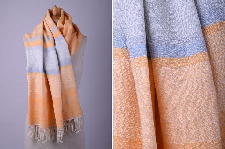 Handwoven scarves for women and men - Illango fashion
