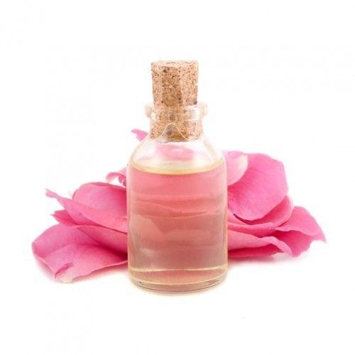 Rózsaolaj használata.