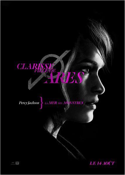 Percy Jackson : La mer des monstres : Affiche