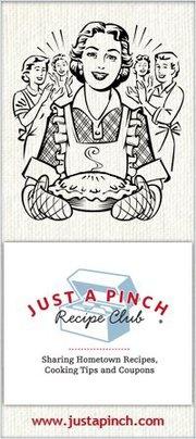 Just A Pinch Recipe Club