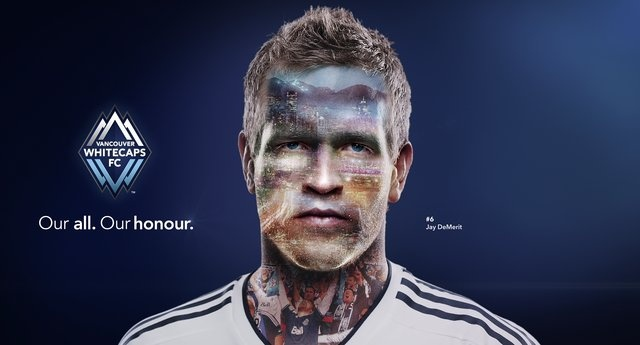 Vancouver Whitecaps FC // Our All. Our Honour. by Giant Ant. Client: Vancouver Whitecaps FC