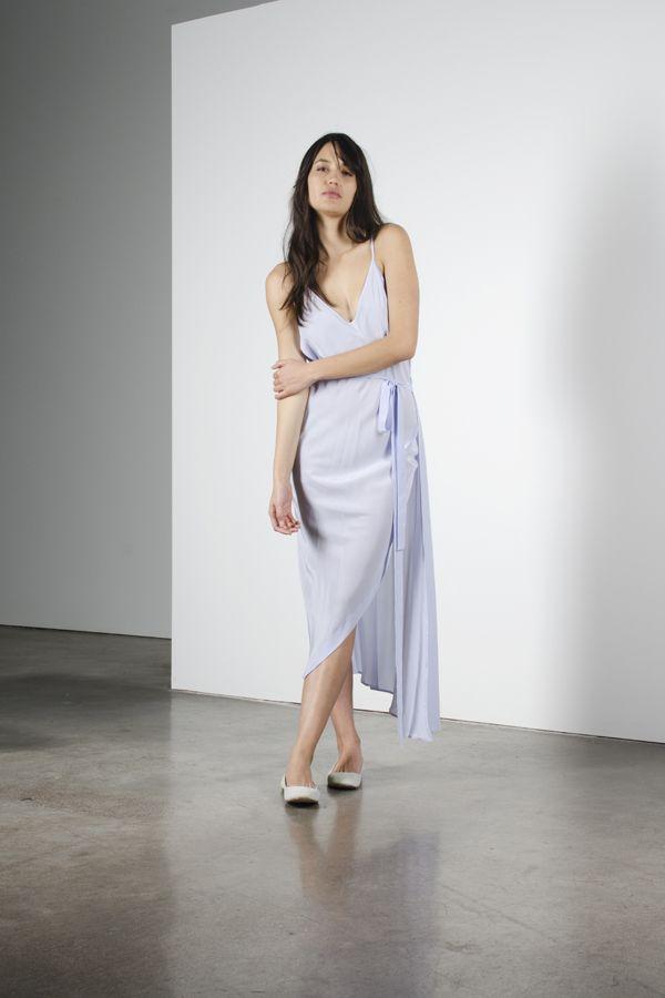Summertime dress - Periwinkle