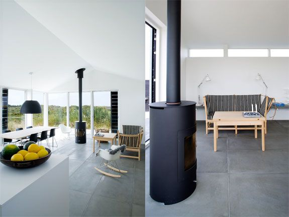 Danish summer house designed by Contour Architects | NordicDesign