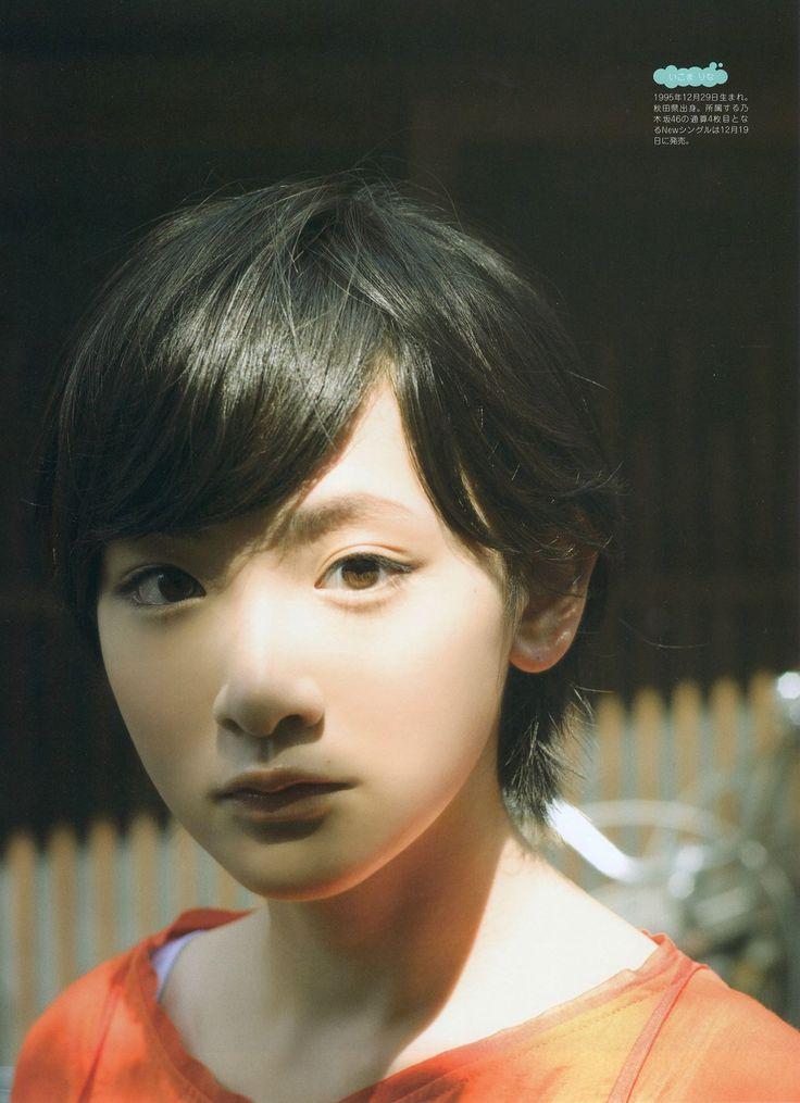 Girls! vol.37 乃木坂46 (nogizaka46)   Ikoma Rina (生駒 里奈)