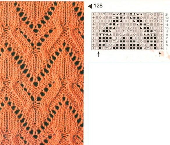 The 774 Best Puntos Con Dos Agujas Ll Images On Pinterest Knit