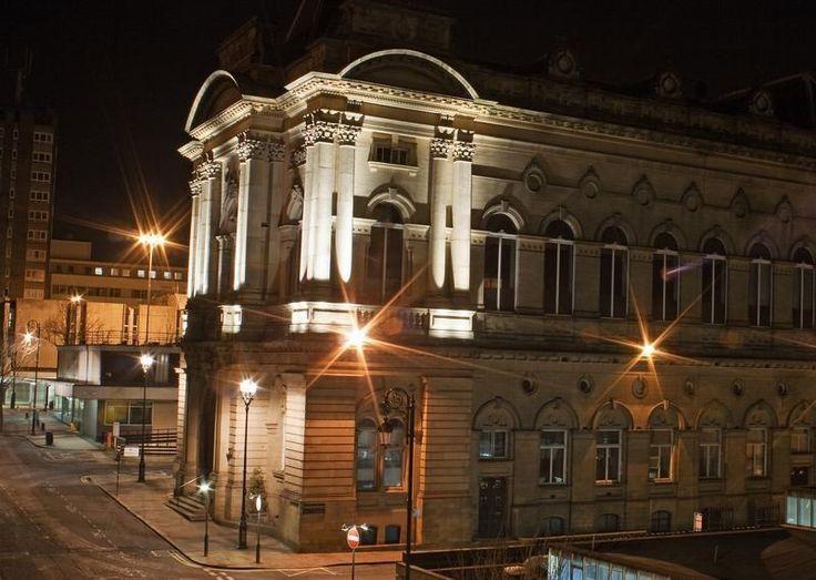 Huddersfield Town Hall, Huddersfield