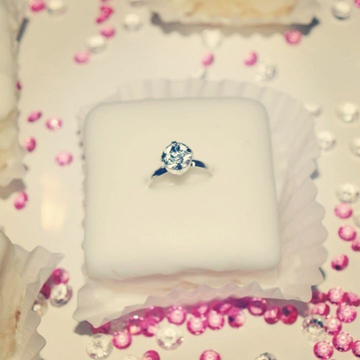 Engagement party desserts!