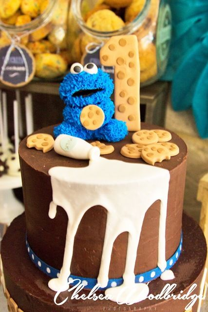 398 best Sesame Street Cakes images on Pinterest Anniversary ideas