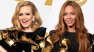 Grammy nominations 2017 Adele Beyonce