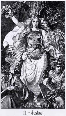 Victorian Regina Tarot