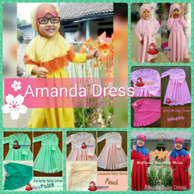 Saya menjual Dress Baby Amanda usia 0-1 tahun seharga Rp165.000. Dapatkan produk ini hanya di Shopee! http://shopee.co.id/hoshita/1830692 #ShopeeID