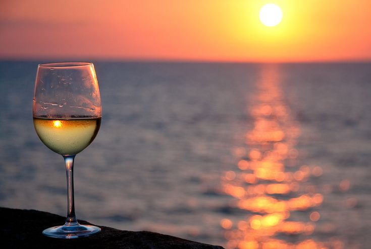Nothing like a good glass of wine