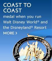 Registration for the Disney Marathon weekend begins April 9, 2013