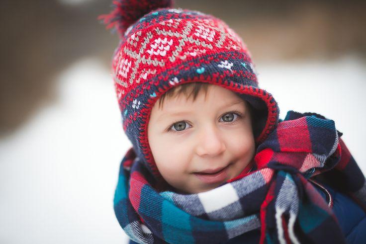 fotky deti na snehu (7)