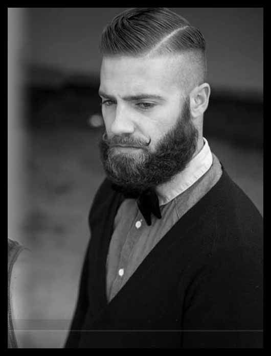 Old School Hairstyles For Guys Comb Over Fade Haircut