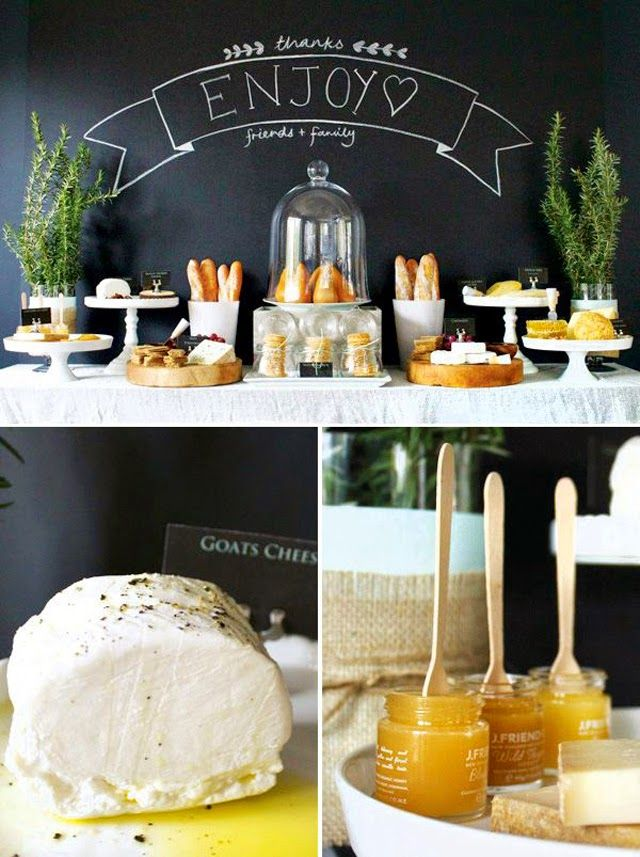 Party food: idee dolci e salate per aperitivi e piccoli buffet