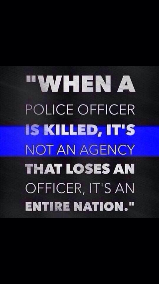 An entire nations loss Law Enforcement Today www.lawenforcementtoday.com