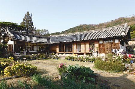 한개마을에서 가장 오래된 집 - 교리댁, 마을표준이되다