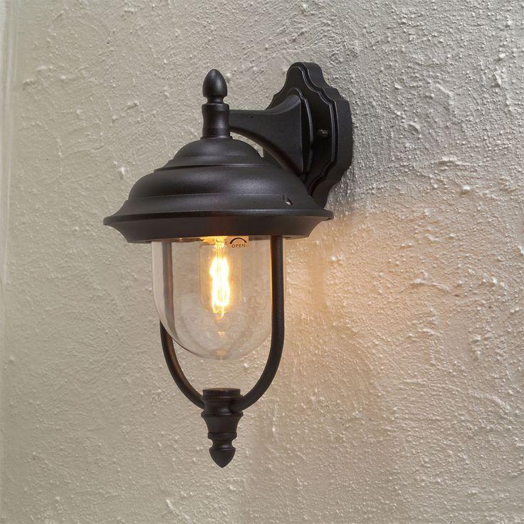 Outside lighting 23 pinterest konstsmide 7222 750 parma 1 light outdoor wall bracket mozeypictures Images