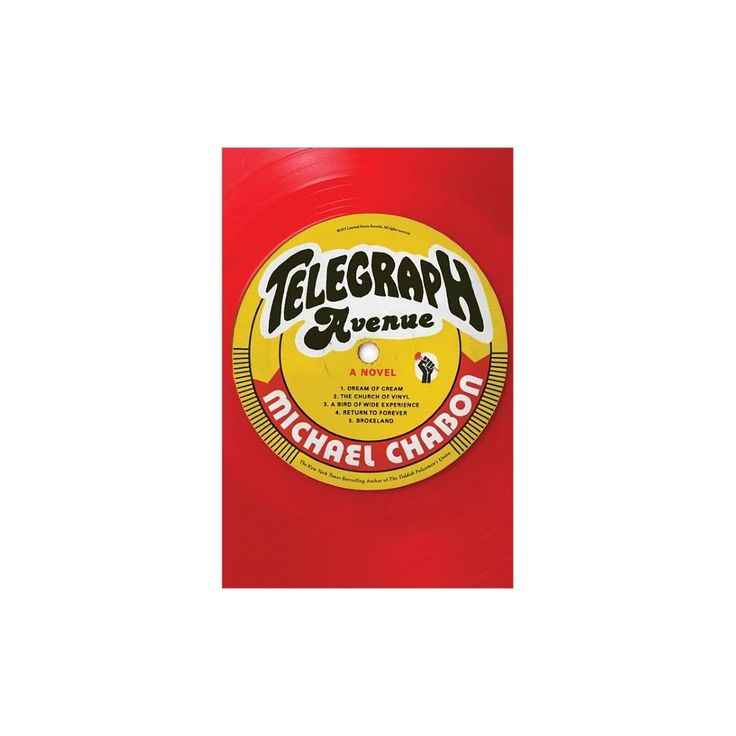 Telegraph Avenue by Michael Chabon (Hardcover)