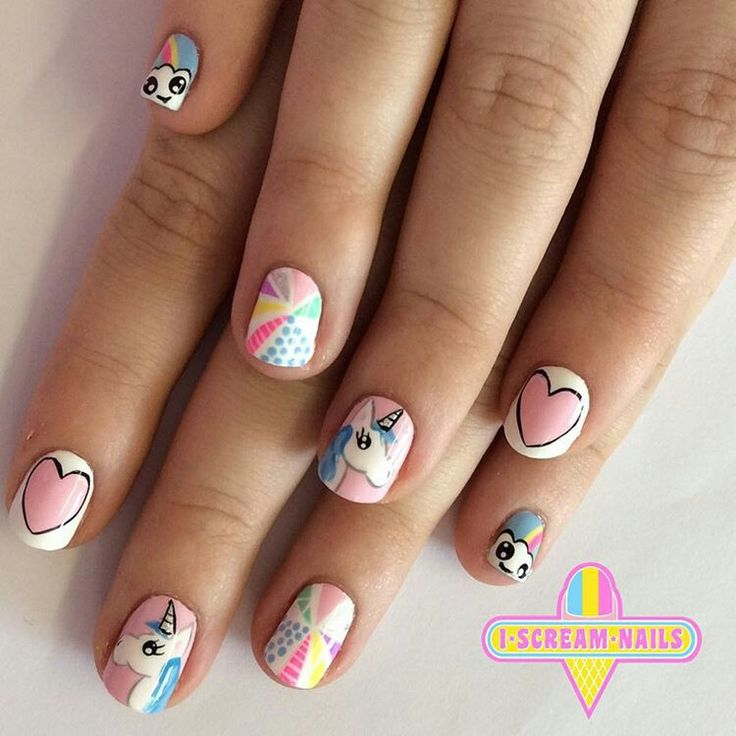 106 best nail art images on pinterest make up nail art and i scream nails melbourne nail art prinsesfo Gallery
