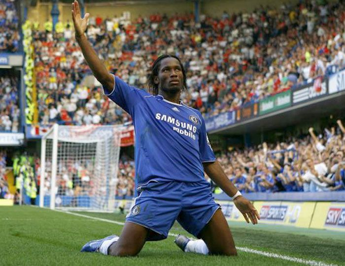 Didier Drogba, Chelsea FC