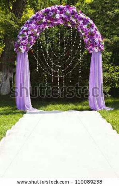 1000 images about mesh wedding arch on pinterest for Arch decoration for wedding