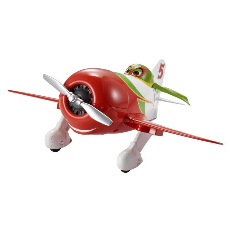 Disney Planes Avionul Vorbaret El Chupacabra