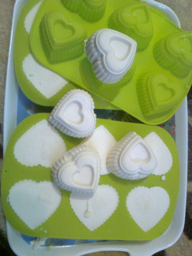 Cold Process - olive oil soap