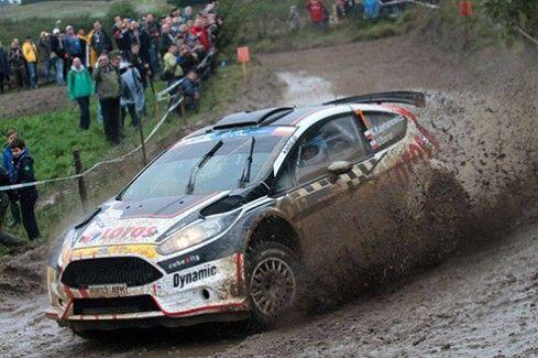 Kajetanowicz wins LOTOS 70 Rally Poland   Link to Poland