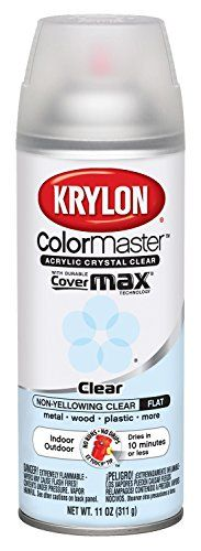Krylon K05353002 Crystal Clear Protective Finsh, Flat,  1... https://smile.amazon.com/dp/B001C42OXY/ref=cm_sw_r_pi_dp_x_P3kFzbCV55524