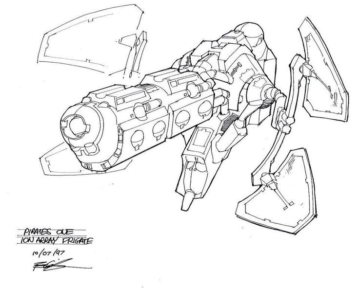 learn how to draw concept art
